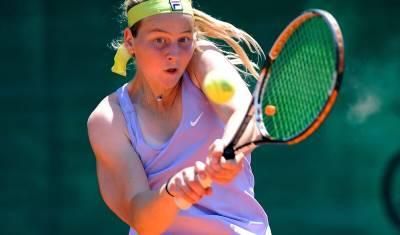 Людмила Самсонова впервые вышла в четвертый круг «Уимблдона»