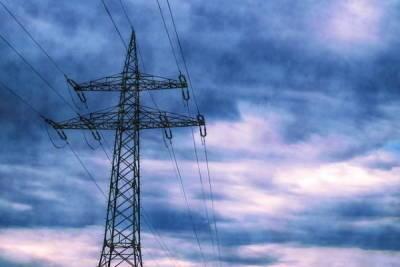 В доме на Васильевском острове второй день нет электричества из-за пожара