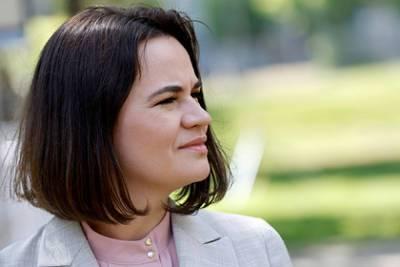 Тихановская подвела итоги встречи с главой Госдепа