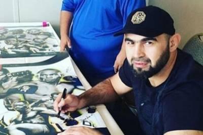 Бой Шамиля Абдурахимова в UFC назначили на 1 августа
