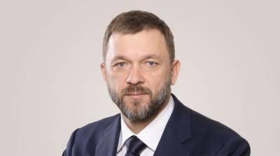 Дмитрий Саблин создаст рабочую группу для защиты приоритета развития социнфраструктуры
