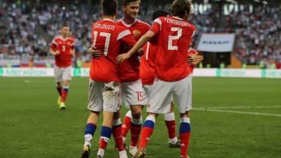 Сборная России проведет отборочные матчи ЧМ-2022 в Петербурге и Казани