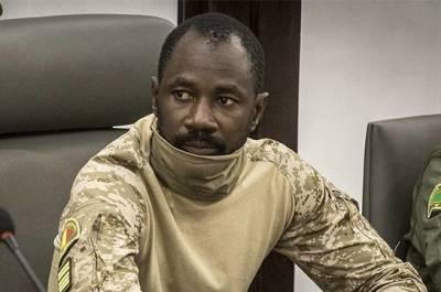 Напавшие на временного президента Мали задержаны