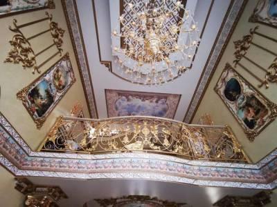 Появились новые кадры из «золотого» дворца начальника ГИБДД по Ставропольскому краю