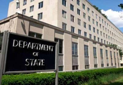 Санкции США против «Северного потока — 2» оказались бесполезными — Госдеп
