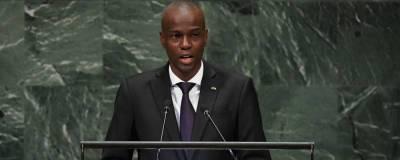Еще троих подозреваемых в убийстве президента Гаити задержали