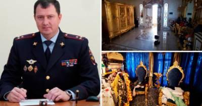 Задержан начальник УГИБДД по Ставропольскому краю
