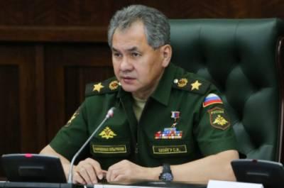 СБУ готовится к аресту главы Минобороны России Сергея Шойгу