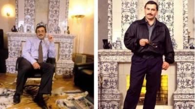 """Ходорковского высмеяли за """"цыганщину"""" и сходство с главой ГИБДД Ставрополья"""