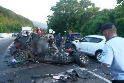 Автокатастрофа в Крыму: житель Тверской области устроил ДТП, в котором погибли пять человек