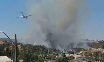 Узнали в МЧС, получится ли потушить пожары в Карелии с помощью искусственного дождя
