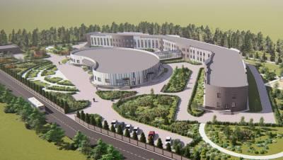 В Великом Новгороде построят новый дом престарелых почти за 1 млрд