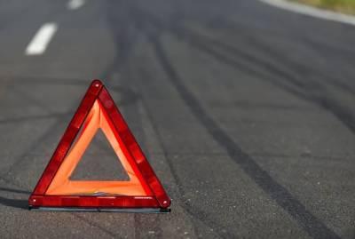 Под Смоленском мотоциклист сбил пешехода