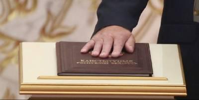 Лукашенко изучит проект новой Конституции, в том числе и статус президента