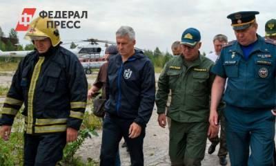 На всей территории Карелии из-за лесных пожаров ввели режим ЧС