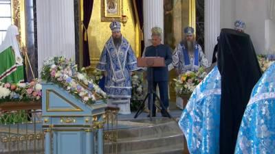 Патриарх наградил Шаймиева и Минниханова за Собор Казанской иконы Божьей Матери