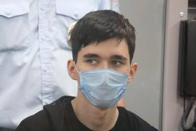 Устроившего расстрел в школе Казани поместили в психиатрическое отделение СИЗО
