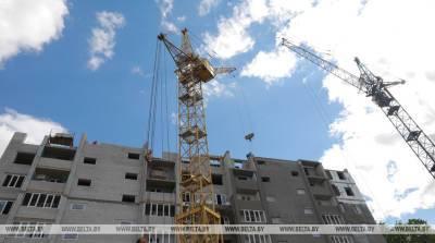 Отраслевой профсоюз взял на особый контроль стройплощадки Гомельской области