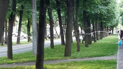 Полицейские оцепили три банка в Смоленске