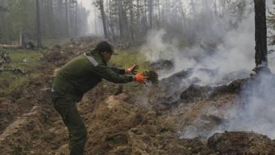 Режим ЧС в Карелии и Якутии из-за пожаров