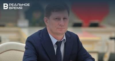 Следком расследует еще одно уголовное дело в отношении экс-губернатора Хабаровского края Сергея Фургала