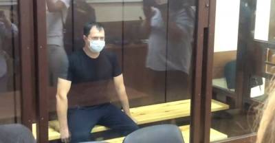 Суд арестовал главу ставропольского УГИБДД Сафонова