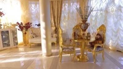 Начальник управления ГИБДД Ставрополья Сафонов заявил, что не имеет отношения к дизайну особняка