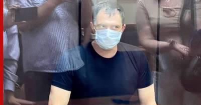 Главу УГИБДД Ставрополья Сафонова арестовал суд в Ессентуках