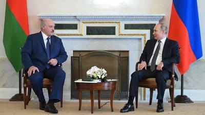 Лукашенко рассказал о красных линиях в отношениях Белоруссии и России