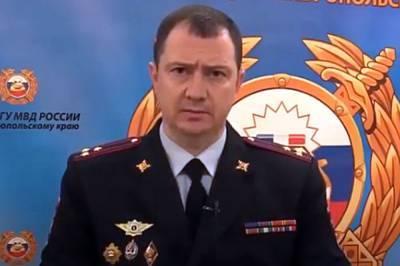 Главу ГИБДД Ставрополья суд арестовал на два месяца