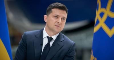Зеленский озвучил, какие темы обсудит на встрече с Байденом