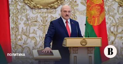Проект новой конституции Белоруссии оставляет Лукашенко свободу рук