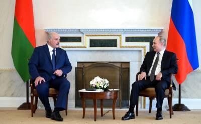 Лукашенко заявил, что у него установились «добрые» отношения с Путиным