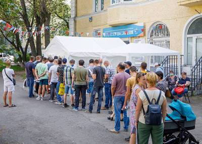 В России от коронавируса привили 33,6 млн человек