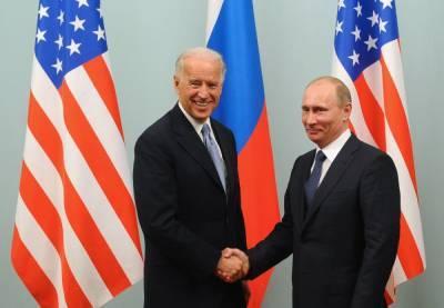 Байден рассказал, что осознал себя в полной мере президентом при встрече с Путиным