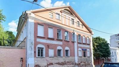 Старинные княжеские палаты отреставрируют в Басманном районе столицы