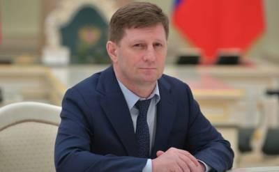 СМИ: СК может предъявить новые обвинения экс-губернатору Хабаровского края Фургалу