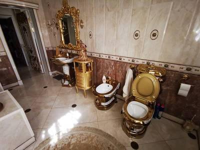 """Глава ГИБДД Ставрополья заявил, что особняк с """"золотыми"""" унитазами принадлежит не ему"""