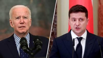 «Откровенное и яркое обсуждение»: Зеленский рассказал, о чем будет говорить с Байденом в Вашингтоне