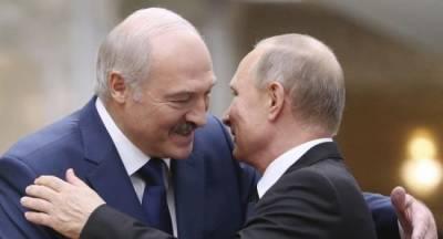 Лукашенко рассказал о своих отношениях с Путиным