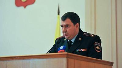 Заключен под стражу глава ГИБДД Ставропольского края по делу о взятках