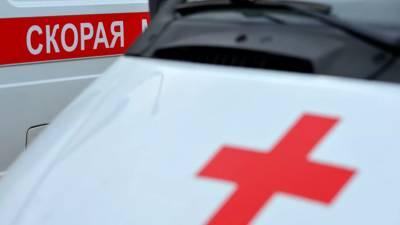 Два автобуса столкнулись в Ростове-на-Дону