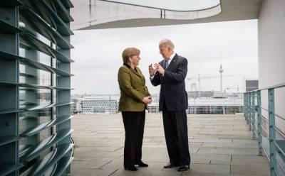 Поток не пошёл впрок: чем закончится для Украины сделка Байдена и Меркель по СП-2