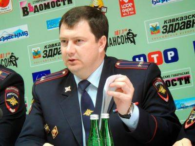 Главу ставропольского ГИБДД арестовали на два месяца по делу о взятках