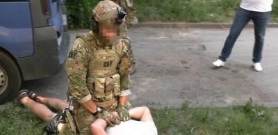 В Херсонской области сотрудники СБУ работали на ФСБ (ФОТО)