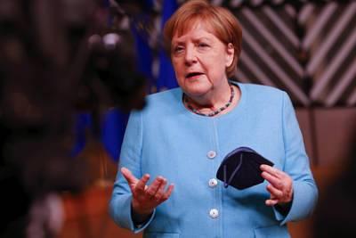 Меркель понадеялась на Россию в вопросе о санкциях против «Северного потока-2»