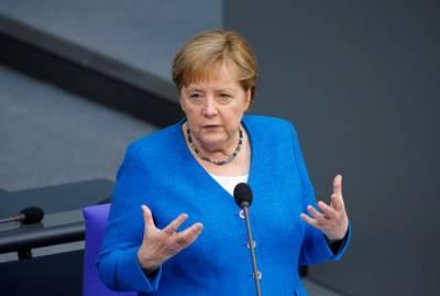 """Меркель о соглашении Германии и США по """"Северному потоку - 2"""": Это хороший шаг, но разногласия остаются"""