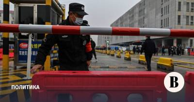 Китай отказался пускать повторную миссию ВОЗ для расследования происхождения COVID-19