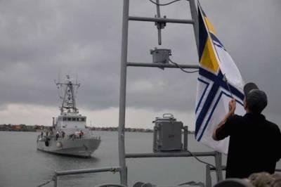 Корабельная группа ВМС Украины осуществила переход Черным морем в грузинский порт Поти