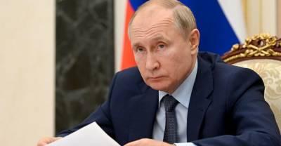 Песков объяснил, почему Путина не будет на ОИ в Токио